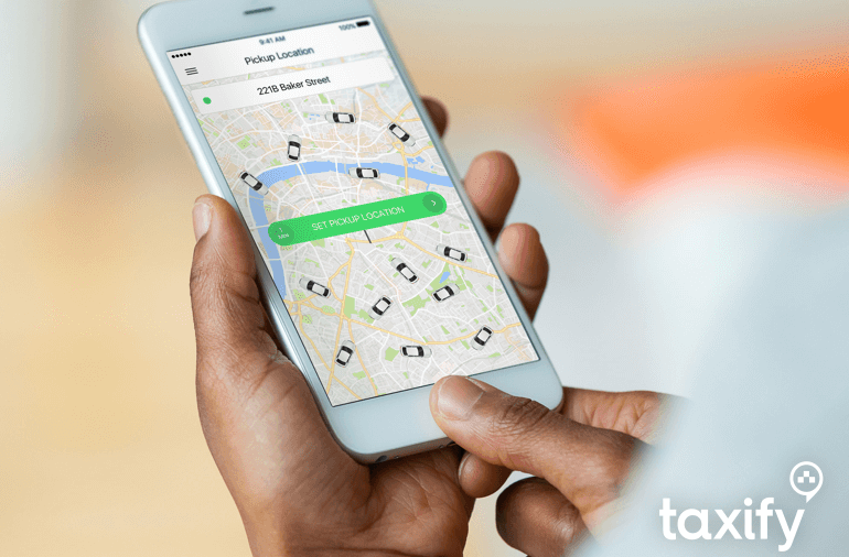 We used Taxify in Lagos and this is how it went