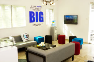 Meet V8, the newest coworking space in Lagos