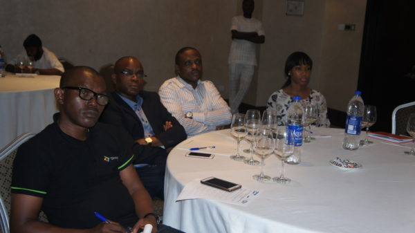 A cross section of guests who attended the event.