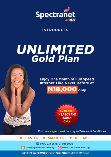 SPECTRANET-GOLD-PLAN-lands-REV-New-Portrait--tearms and condition