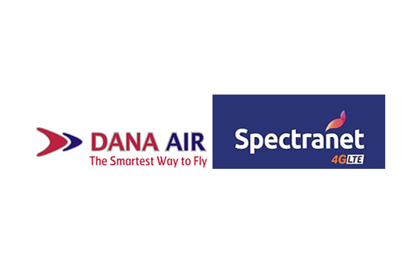 Dana Air has partnered with Spectranet to provide travellers with WiFi as they wait for their flights