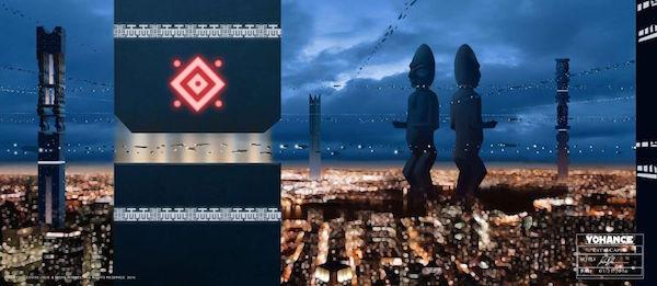 A Cityscape in Yohance