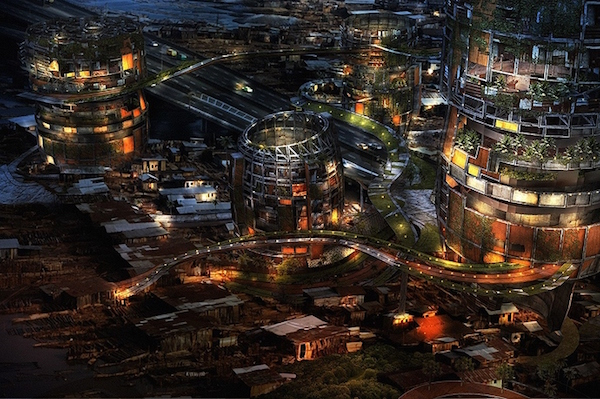 These futuristic African cities show what a real life Wakanda might look like