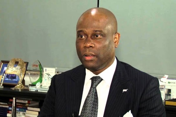 Watch Herbert Wigwe, MD/CEO of Access Bank's Interview on Innovation and Technology in Africa