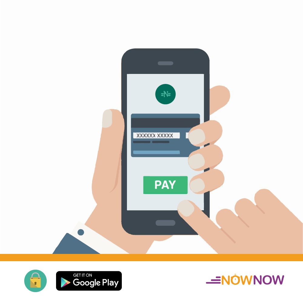NOWNOW: Ditch your wallet, take your mobile money!