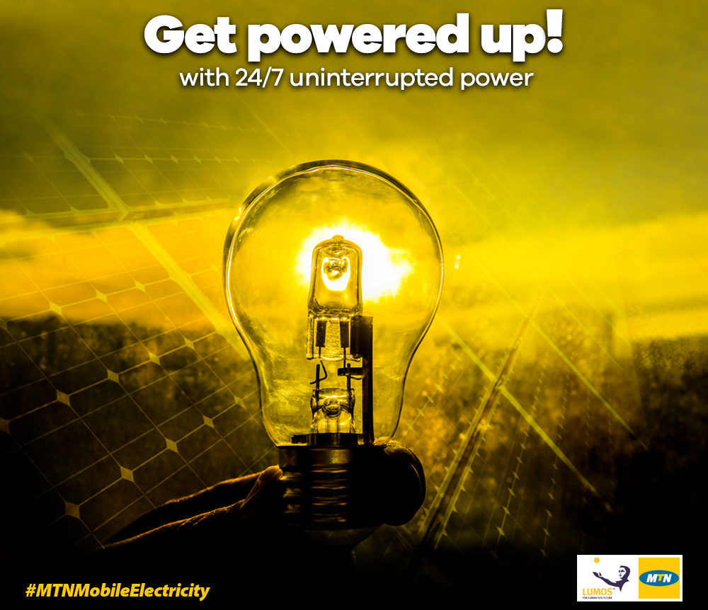 MTN Mobile Electricity: Just the right gift!