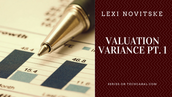 Valuation Variance Pt.1