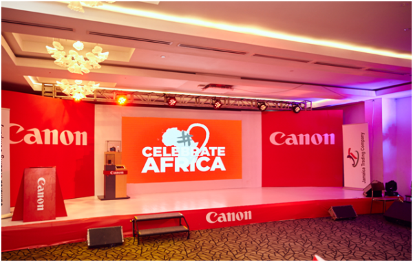 Photos from the Canon 5D Mark IV Launch In Lagos, Nigeria