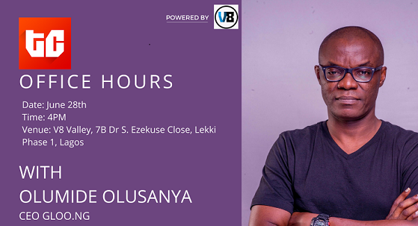 Office Hours with Olumide Olusanya