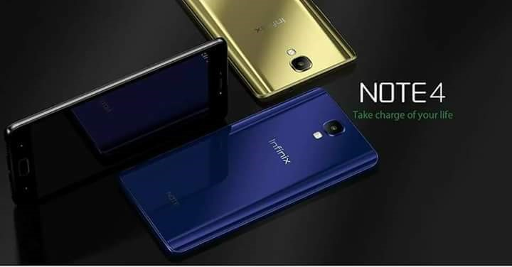 Introducing the Infinix Note 4 with Xpen