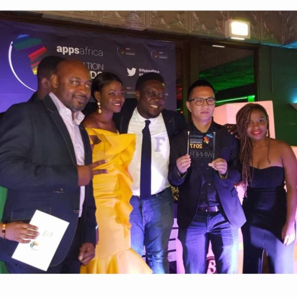 Boomplay Leads The Pack As They Win Award For 'Best African App'