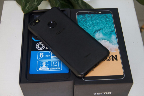 Tecno Camon X Unboxing And First Impressions | TechCabal